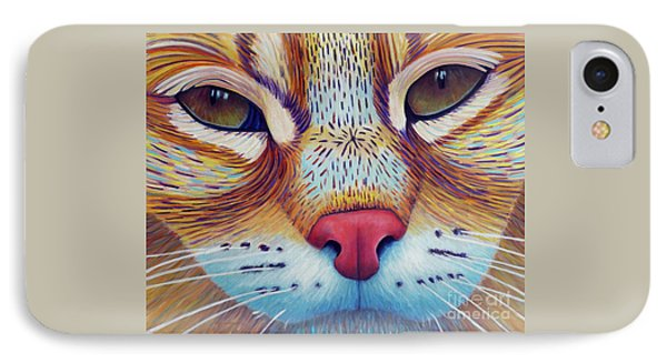 Feel It IPhone Case by Brian Commerford