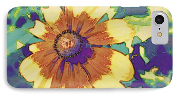 IPhone 7 Case featuring the photograph Feeling Groovy by Karen Shackles
