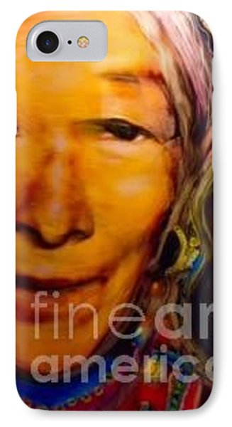 Feeling Light Within We Walk IPhone Case by FeatherStone Studio Julie A Miller