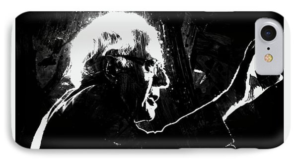 Feeling The Bern IPhone Case by Brian Reaves