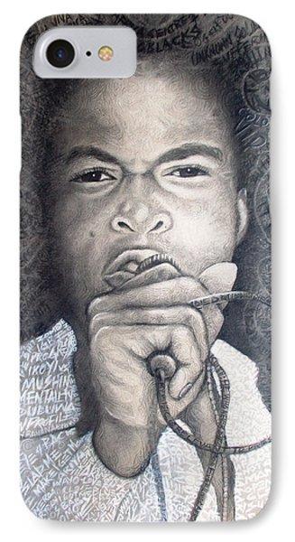 Fela  For Ever Lives Afrika IPhone Case by Bankole Abe