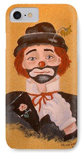 Felix The Clown Phone Case by Arlene  Wright-Correll