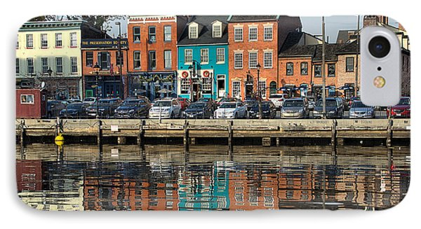 Fells Point 1 IPhone Case
