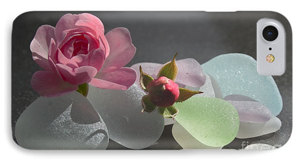 Feminine IPhone Case by Barbara McMahon