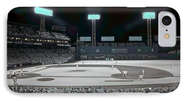 Fenway Infrared IPhone Case by James Walsh