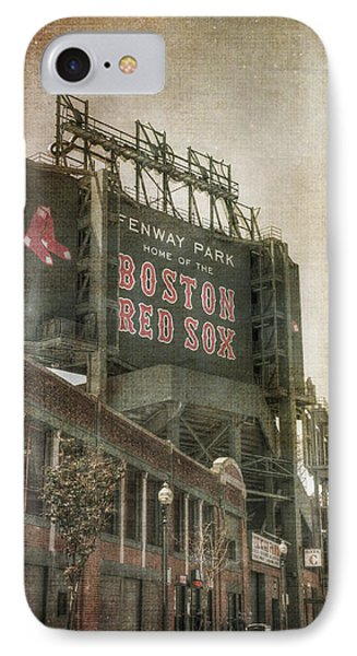 Fenway Park Billboard - Boston Red Sox IPhone 7 Case