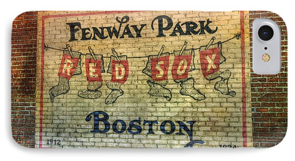 Fenway Park Sign - Boston IPhone Case