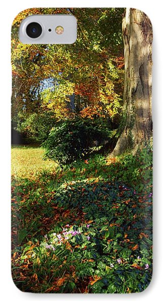 Fernhill Gardens, Co Dublin, Ireland IPhone Case by The Irish Image Collection