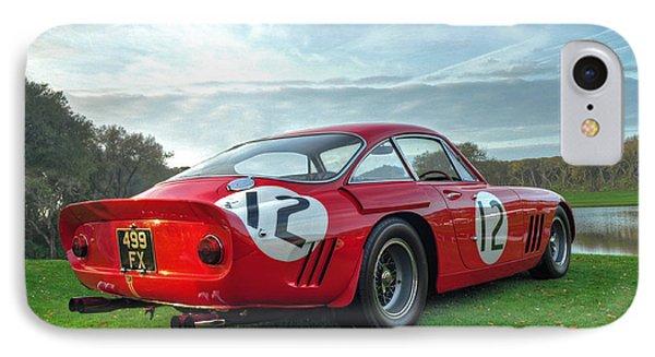 Ferrari 1962 330 Lmb II IPhone Case
