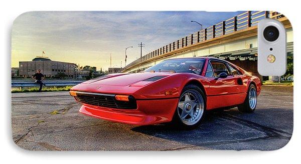 Ferrari 308 IPhone Case