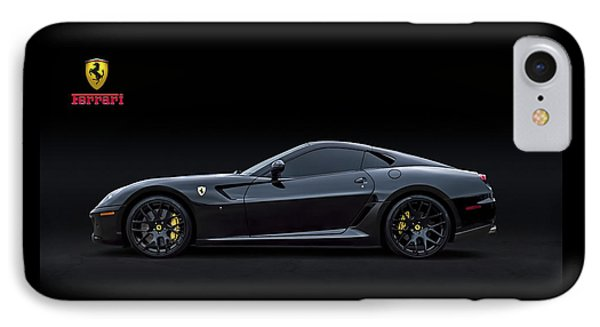 Ferrari 599 Gtb Fiorano IPhone Case by Douglas Pittman