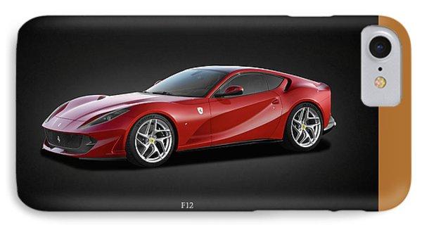 Ferrari F12 IPhone Case