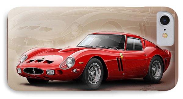 Ferrari Gto 1962 IPhone Case