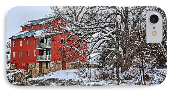 Fertile Winter IPhone Case by Bonfire Photography