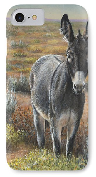 IPhone Case featuring the painting Festus by Kim Lockman