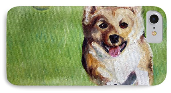 Fetch Phone Case by Mary Sparrow