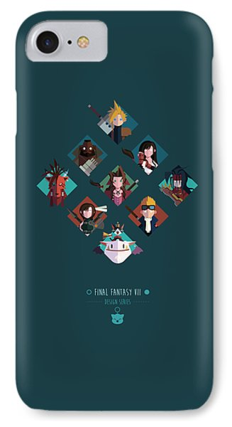 Ff Design Series Phone Case by Michael Myers