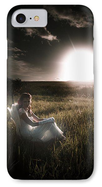 IPhone Case featuring the photograph Field Of Dreams by Jorgo Photography - Wall Art Gallery