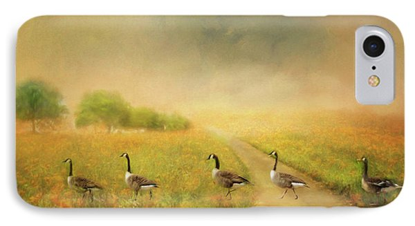 Field Trip IPhone Case by Wallaroo Images