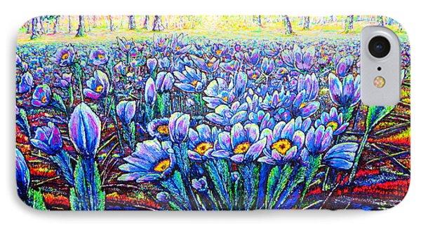 Field.flowers IPhone Case