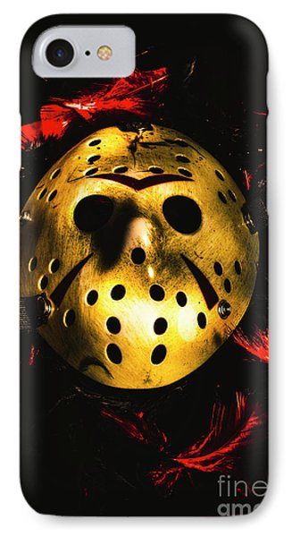 Hockey iPhone 7 Case - Fields Of A Killers Wake by Jorgo Photography - Wall Art Gallery