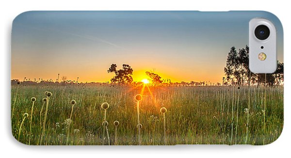 Fields Of Gold IPhone 7 Case by Az Jackson