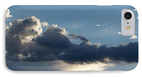 Fierce Cloud Phone Case by Jera Sky