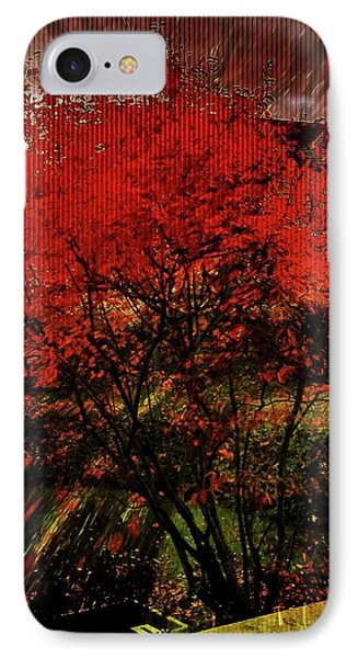 IPhone Case featuring the photograph Fiery Dance by Mimulux patricia no No