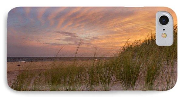 Fiery Dune IPhone Case by Roderick Breem