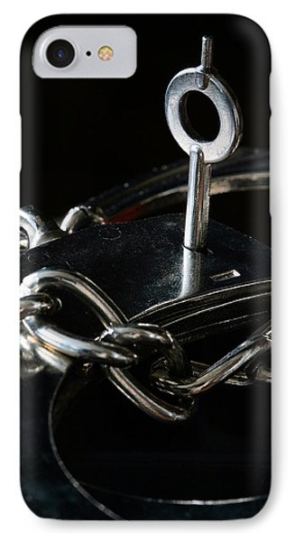 Fifty Shades Of Steel  Phone Case by JC Findley