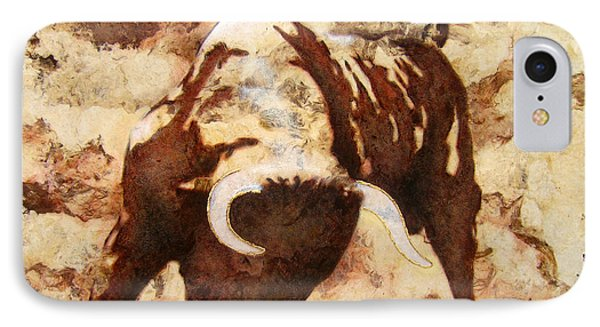Fight Bull IPhone Case