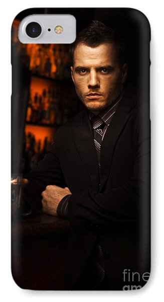 Fight Club IPhone Case by Jorgo Photography - Wall Art Gallery