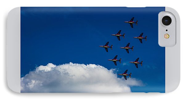 Fighter Jet IPhone Case by Martin Newman