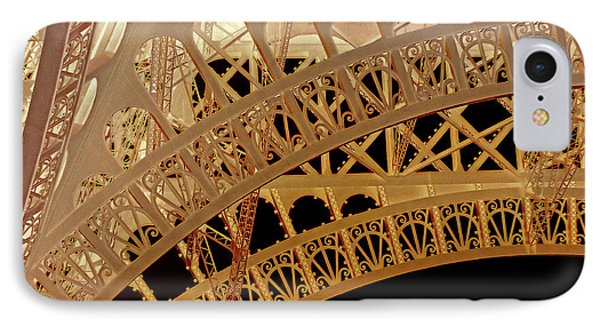 Filigree IPhone Case by Ann Johndro-Collins