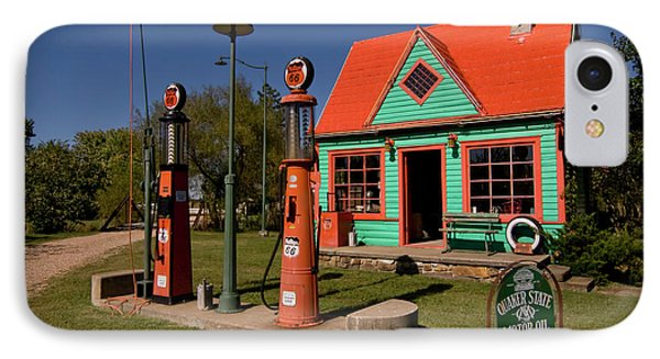 Fill 'er Up Phone Case by Patricia Montgomery
