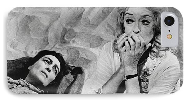 Film: Baby Jane, 1962 IPhone Case by Granger