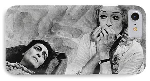 Film: Baby Jane, 1962 IPhone Case by Granger