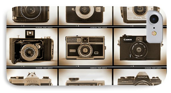 Film Camera Proofs 1 Phone Case by Mike McGlothlen