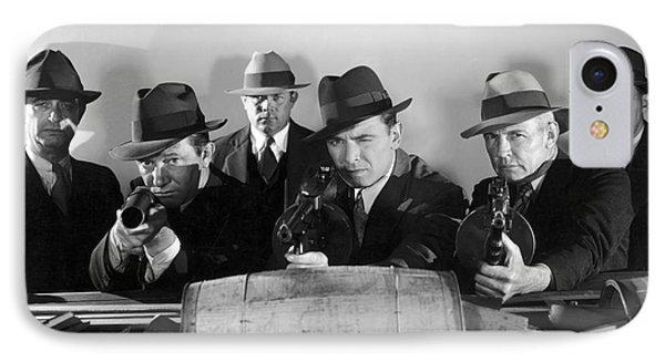 Film Still: Gangsters Phone Case by Granger