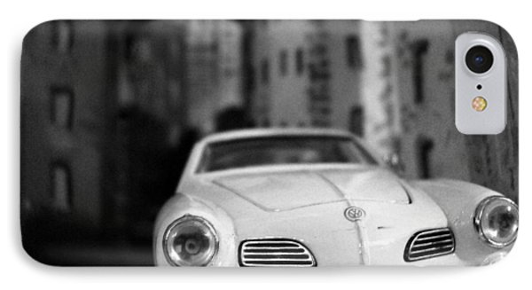 Film Noir IPhone Case by Salman Ravish