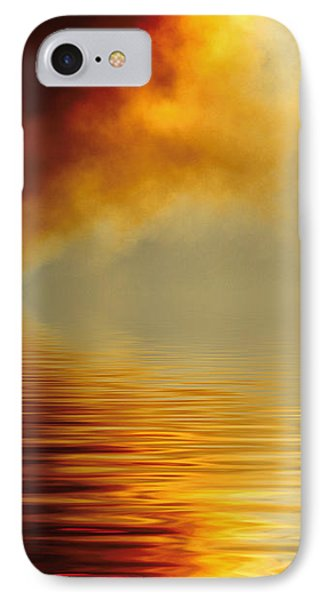 Filtered Sun Phone Case by Jerry McElroy