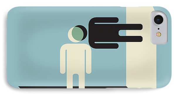 Find Common Ground IPhone Case by Igor Kislev