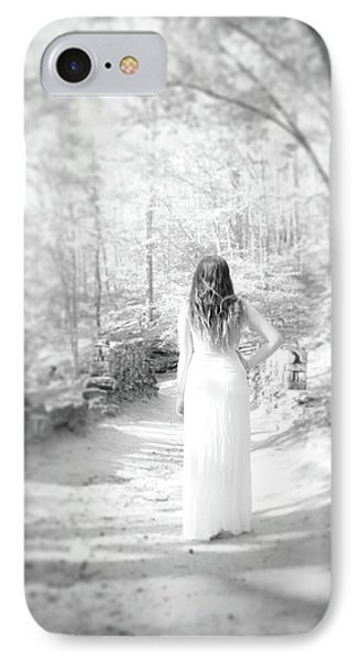 Find Your Path IPhone Case by Kelly Hazel