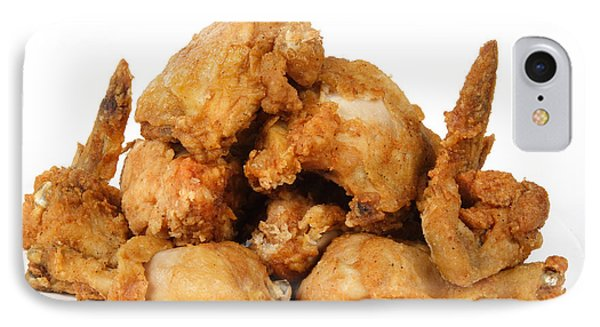 Fine Art Fried Chicken Food Photography Phone Case by James BO  Insogna