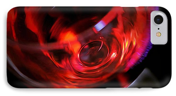 Fine Wine IPhone Case by Krissy Katsimbras