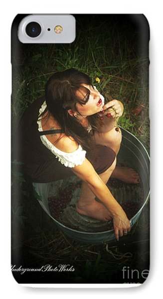 IPhone Case featuring the photograph Fine Wine by Tbone Oliver