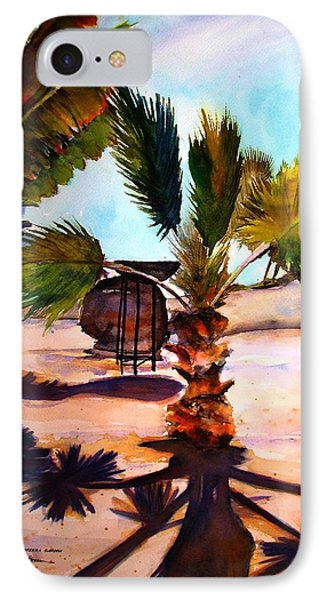 IPhone Case featuring the painting Finesterra by Marti Green