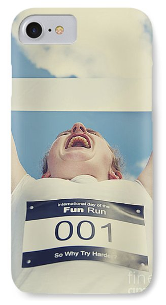 Finish Line Frontrunner IPhone Case