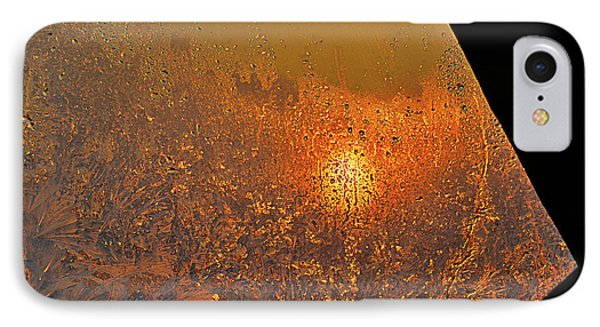 IPhone Case featuring the photograph Fire And Ice by Susan Capuano
