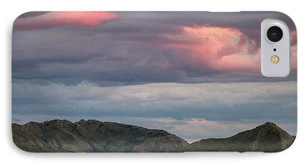 Glow In Clouds IPhone Case by Hitendra SINKAR